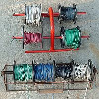 Electrical Wire Pulling Caddies