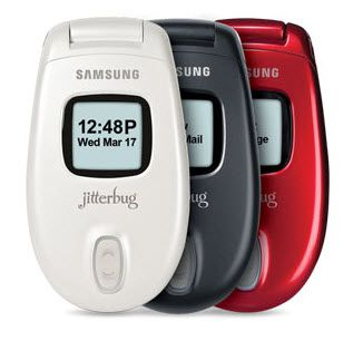 Jitterbug J Cell Phone