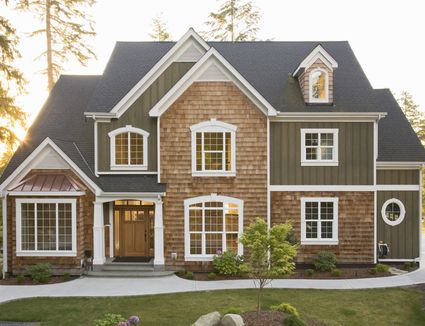 your exterior house colors can attract more buyers - Exterior House Colors Brown