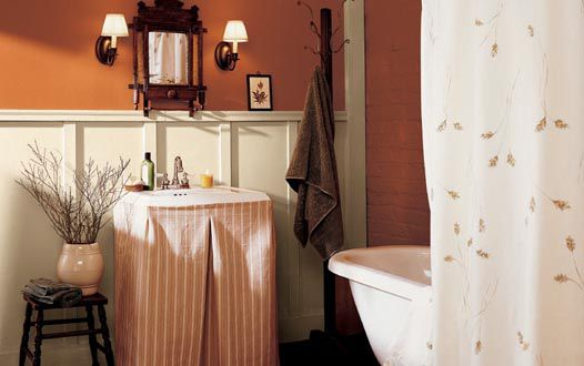 Bathroom paint colors to inspire your design Masculine paint colors