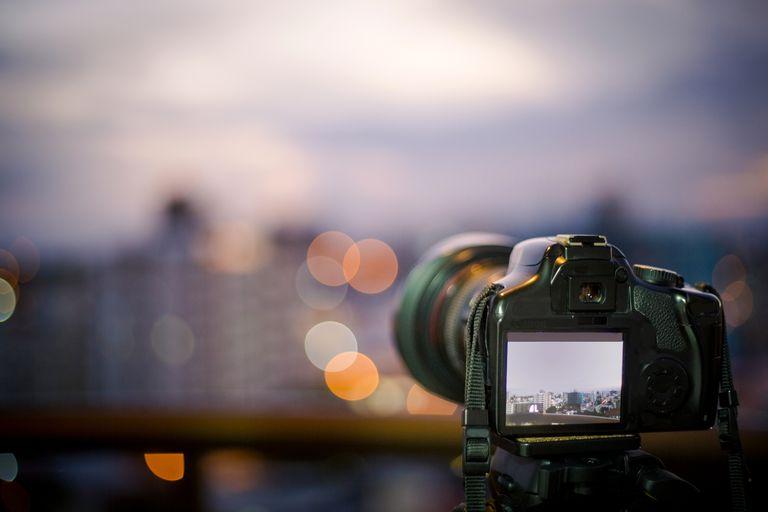 DLSR Camera
