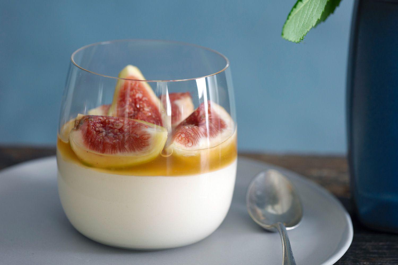 recipe for dairy free almond milk pudding