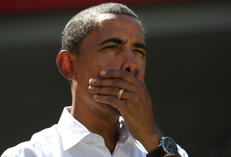 Barack Obama Campaigns In Reno, Nevada