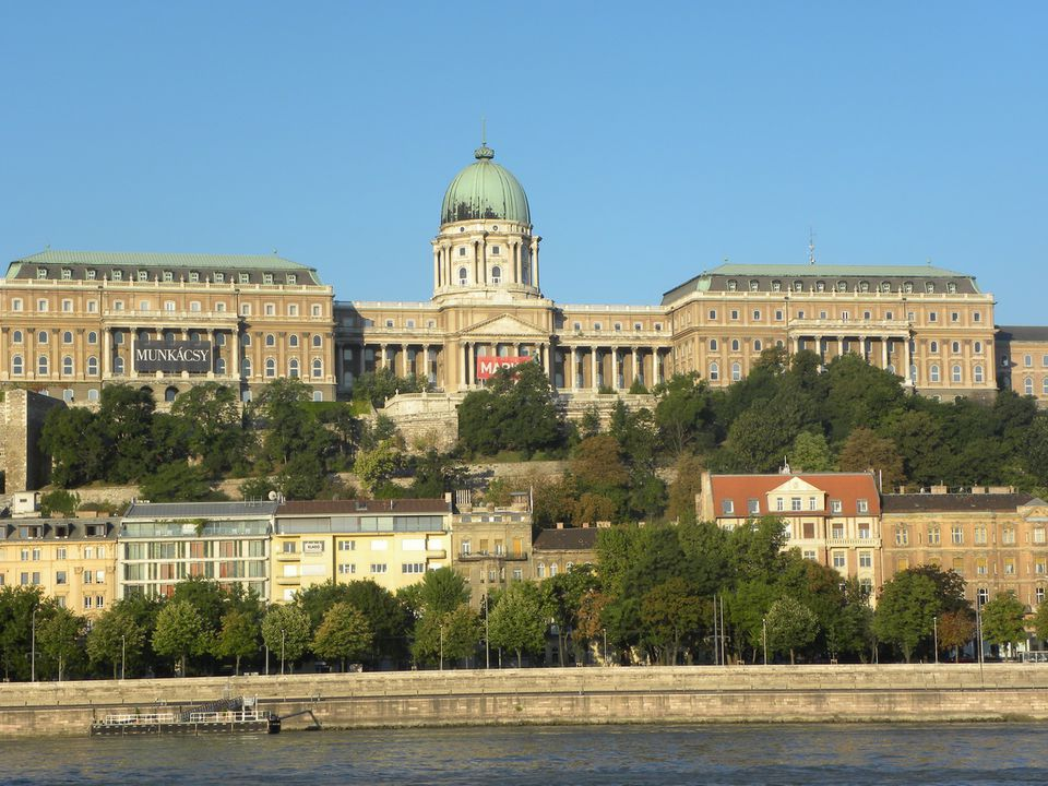 Danube River Cruise On The Viking Prestige River Ship