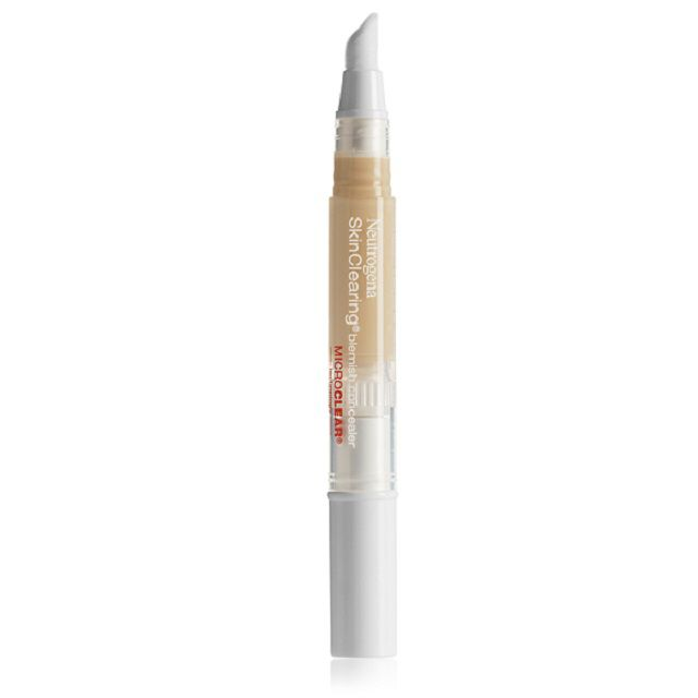 Review: Neutrogena Skin Clearing Blemish Concealer