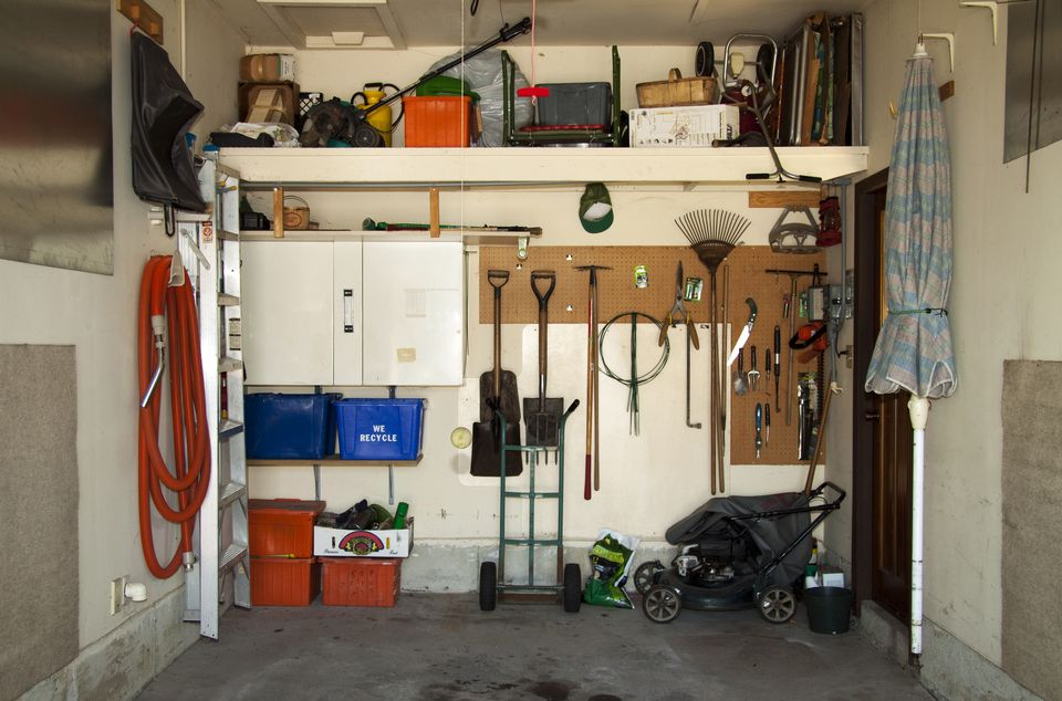 harbour breeze garage organized ps area home whole workbench workshop