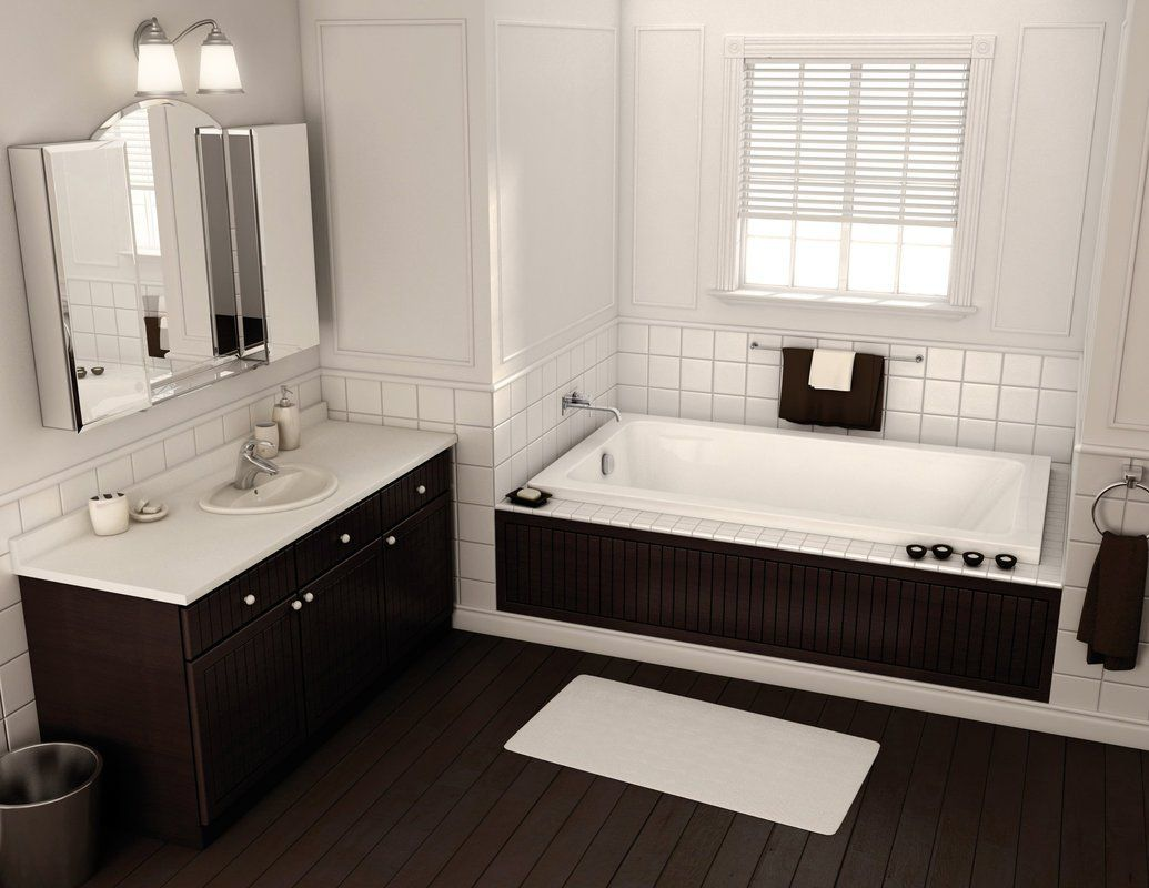 Small Bathroom With Tub 10 small tubs that are totally soak-worthy