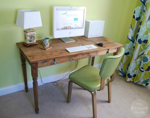 Free Diy Desk Plans You Can Build Today