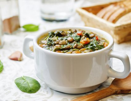 how to cook lentils and rice in crock pot