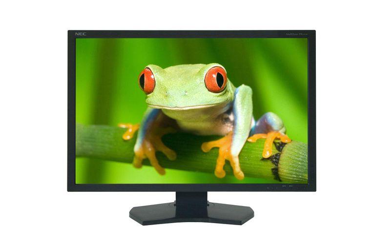 NEC PA301W-BK-SV Wide Spectrum Graphics LCD Display