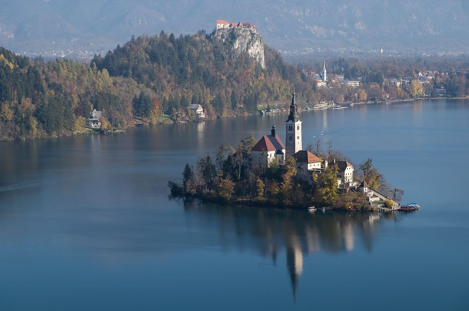 Slovenia's tourism treasure, Lake Blad