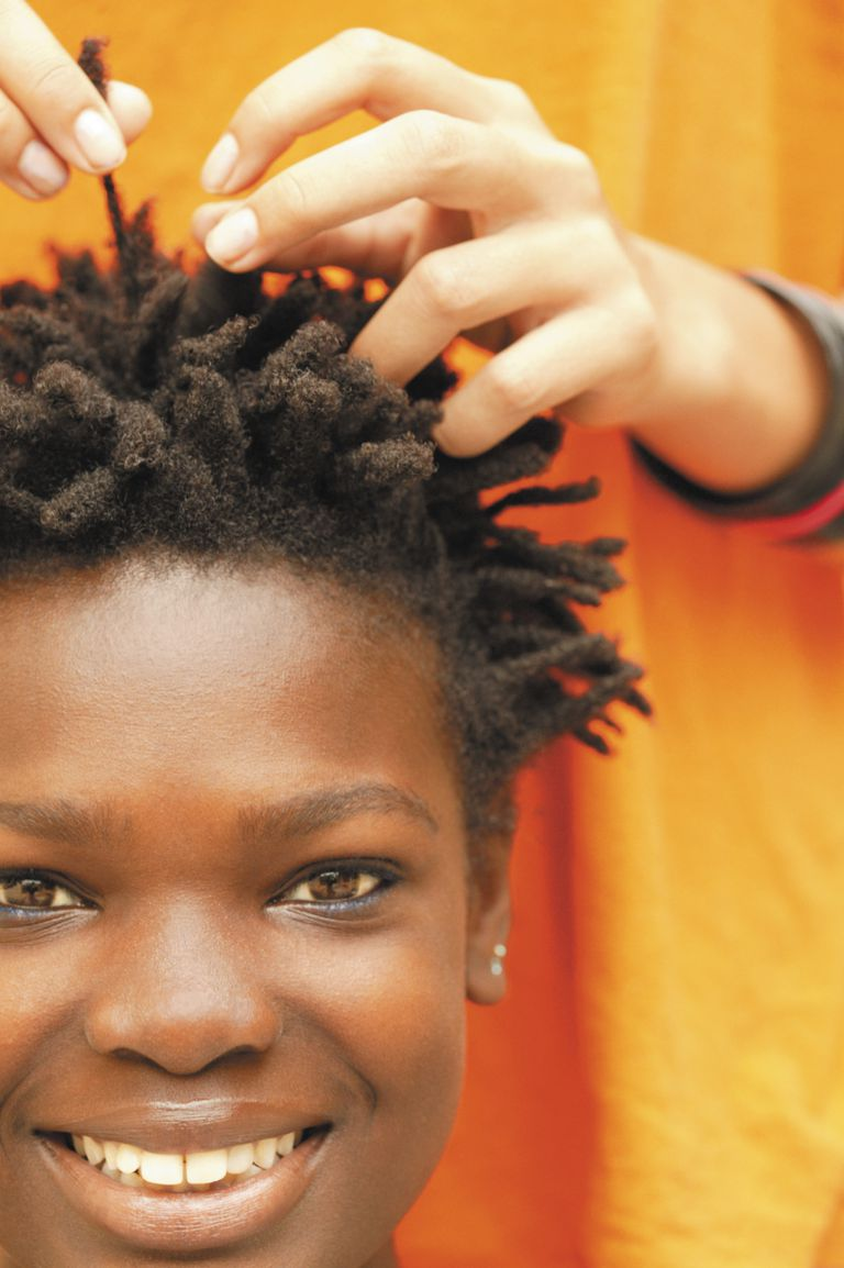 Dealing With The 5 Stages Of Loc Hair