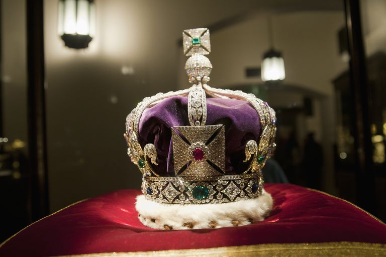 Crown Jewels at Tower of London, London