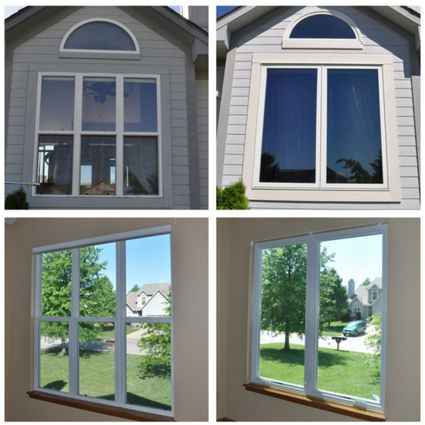 Top 7 window ideas for a ranch style house for Top 5 replacement windows