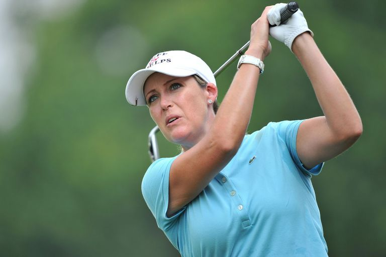 Golfer Cristie Kerr