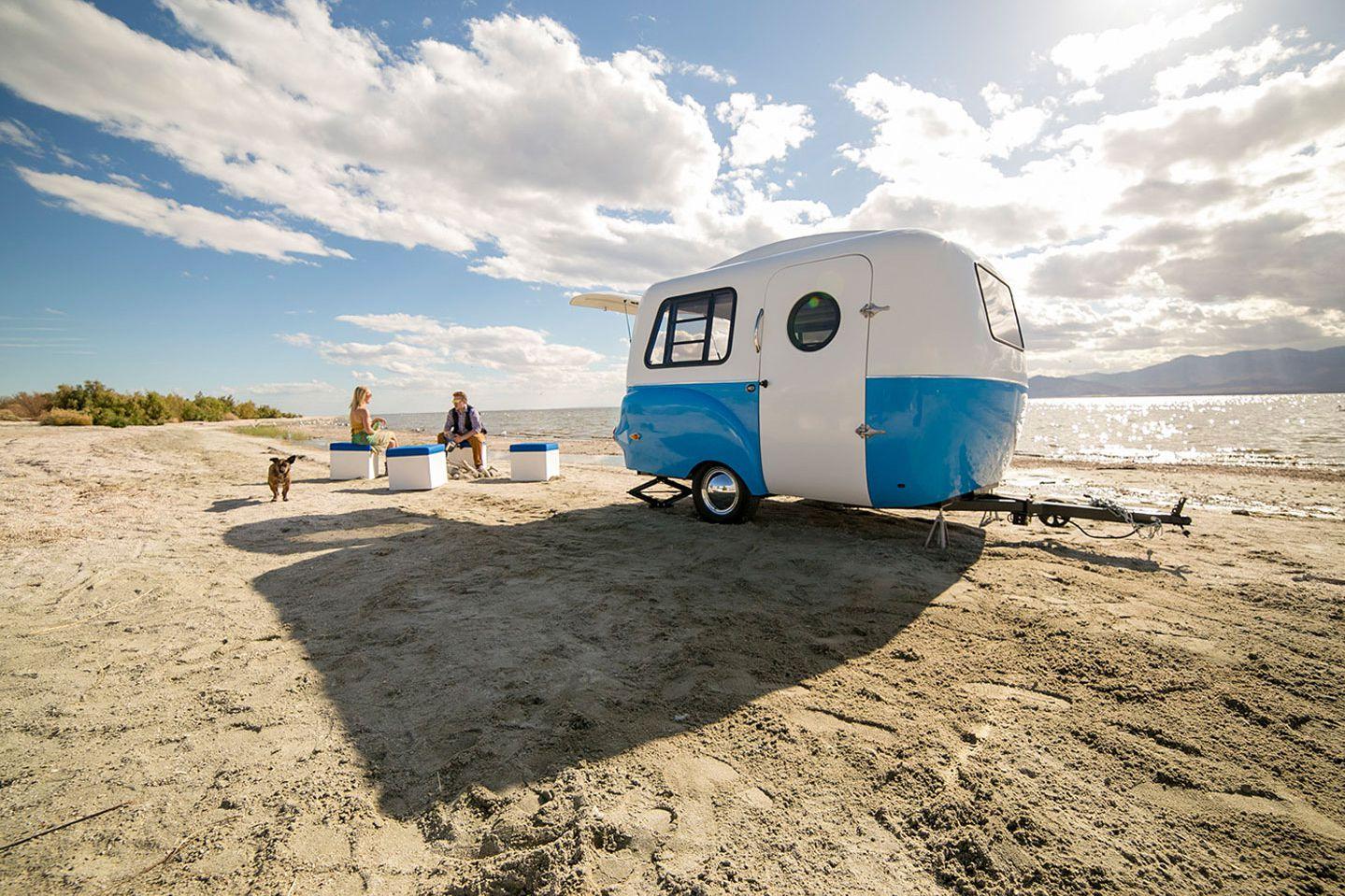 The Beach Trailer