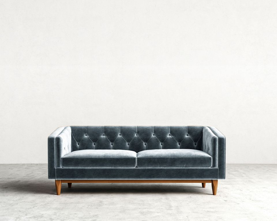 Where to shop for mid century modern sofas for Mid century modern sofas