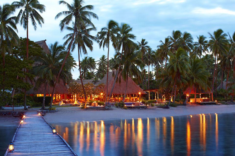 Photo credit: Chris McClennan. Courtesy of Jean-Michel Cousteau Fiji Islands Resort.