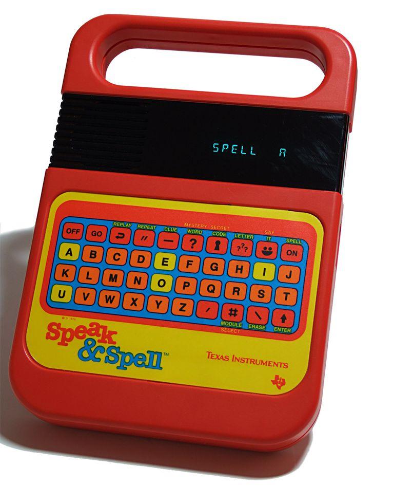 Texas Instruments Speak & Spell