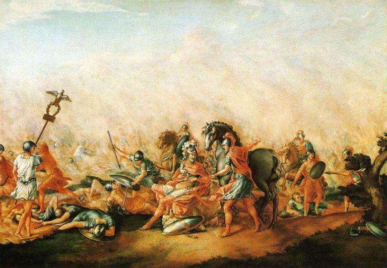 Second Punic War Battles