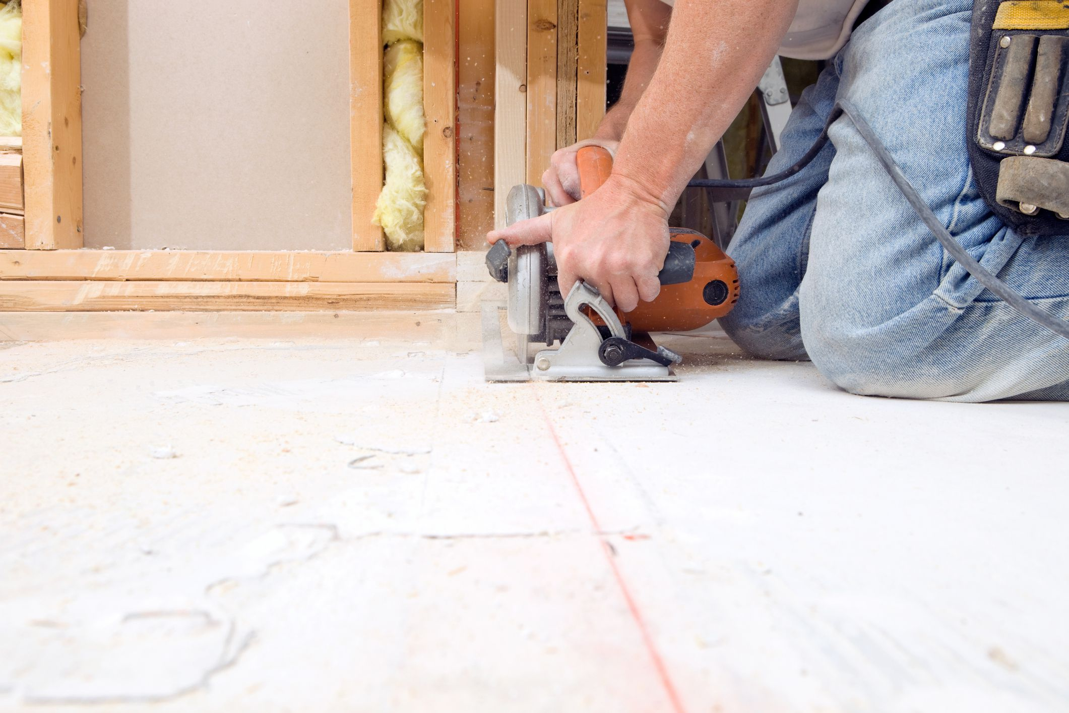Prefab subfloor tiles make basement flooring easier learn about basement subfloor systems flooring materials dailygadgetfo Image collections