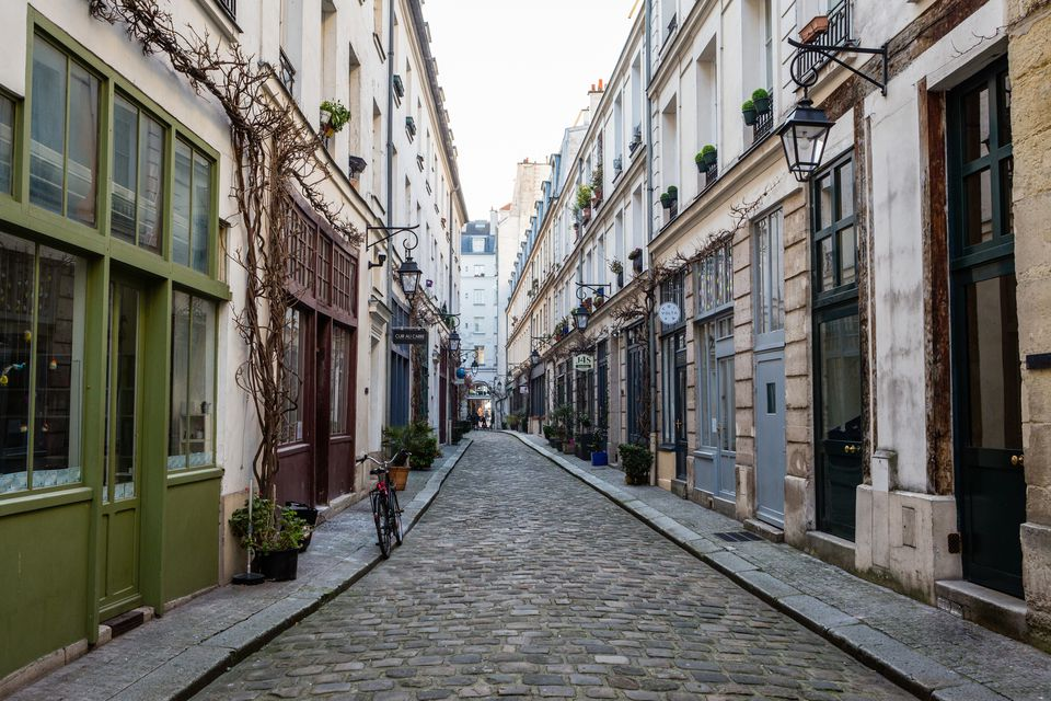 The Latin Quarter - Paris, France