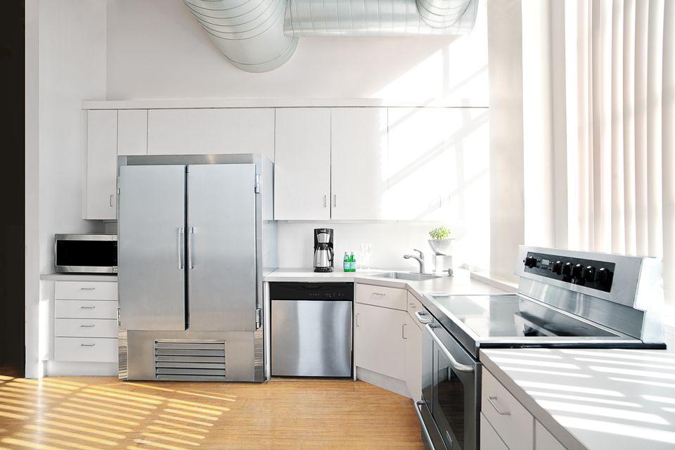 LShaped Kitchen Plans