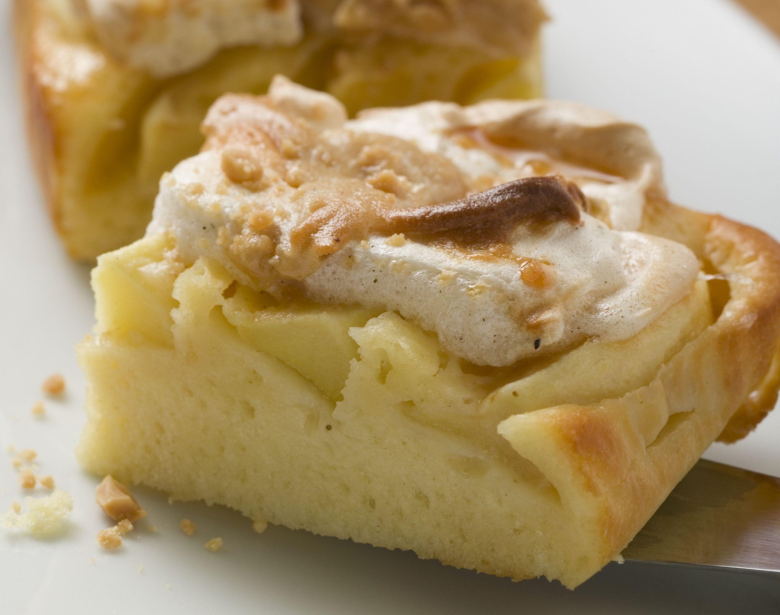 Polish Apple Cake Jablecznik Recipes