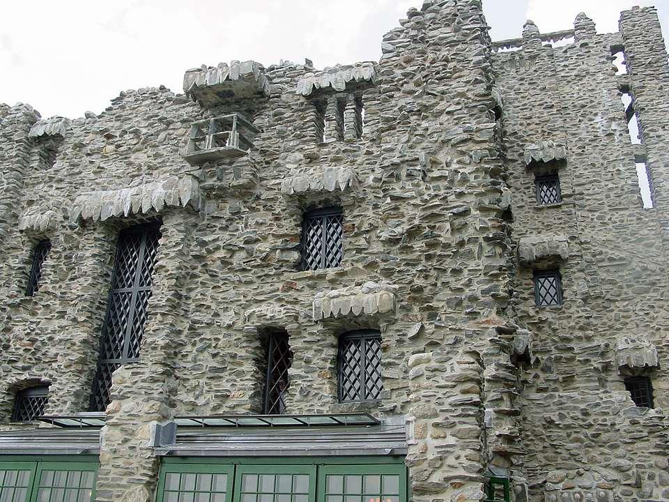 Gillette Castle Odd Attraction in CT