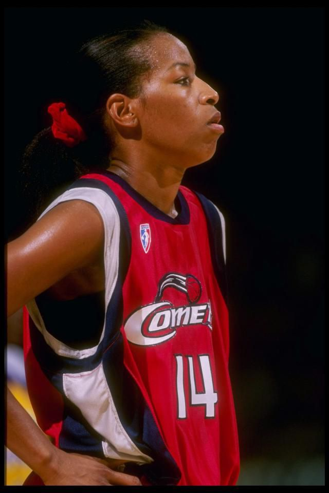 Women in basketball history cynthia cooper ccuart Images