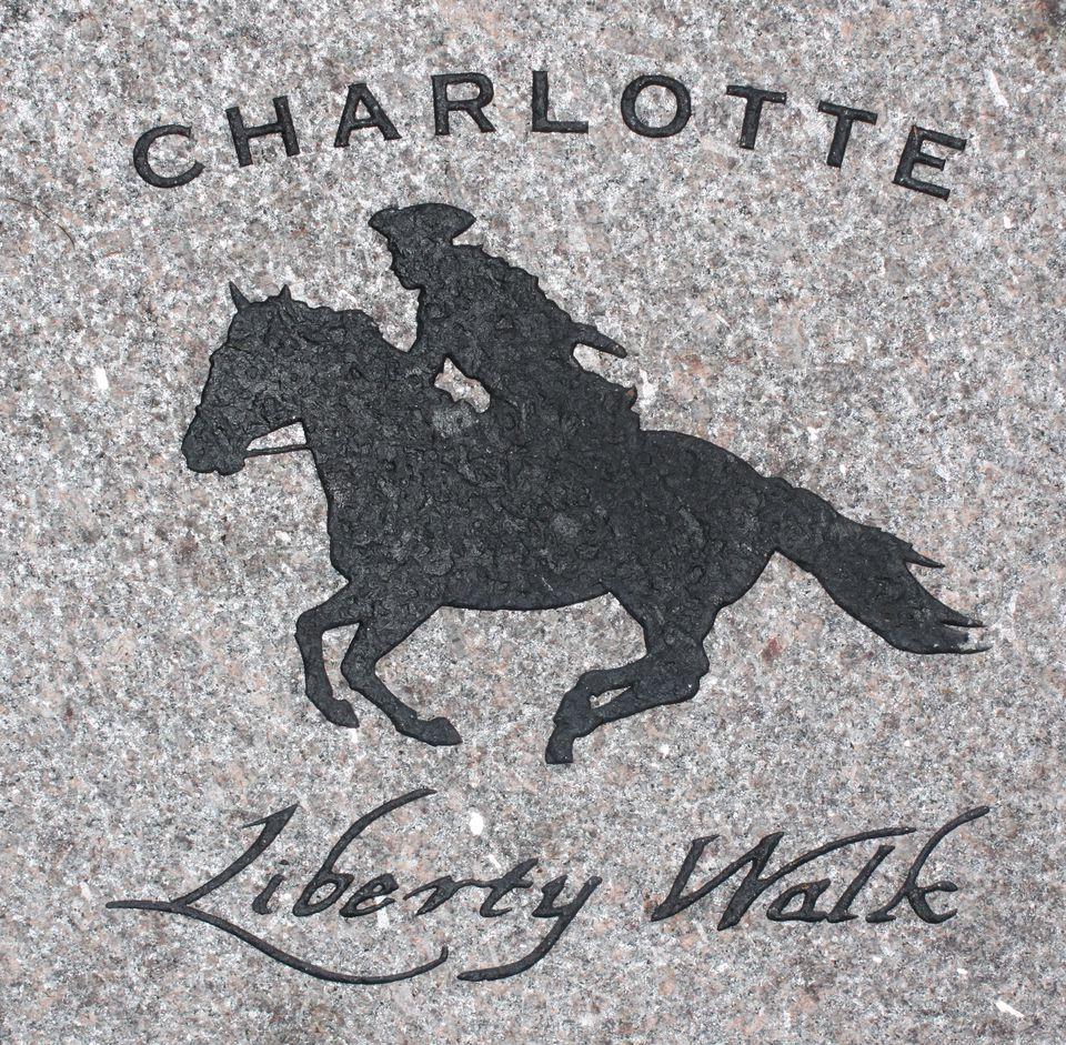 Charlotte Liberty Walk