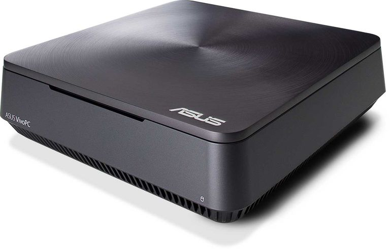 ASUS VivoPC VM40B Low Cost Mini-PC