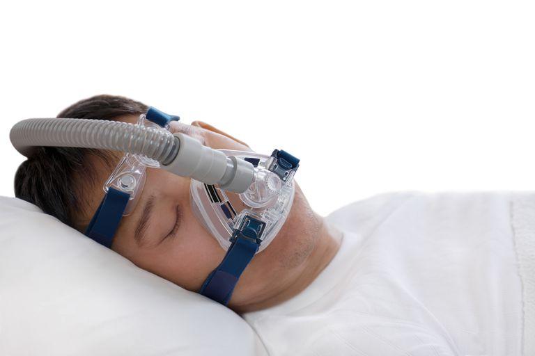 cpap machine for sleep apnea treatment