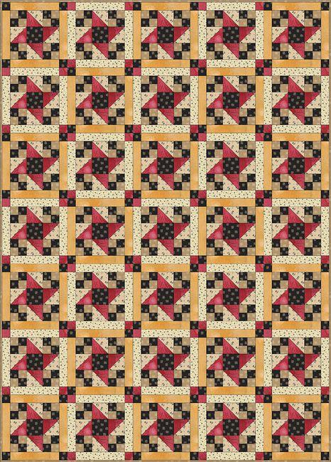 Learn How to Make Quilt Sashing with Cornerstones : quilt sashing - Adamdwight.com
