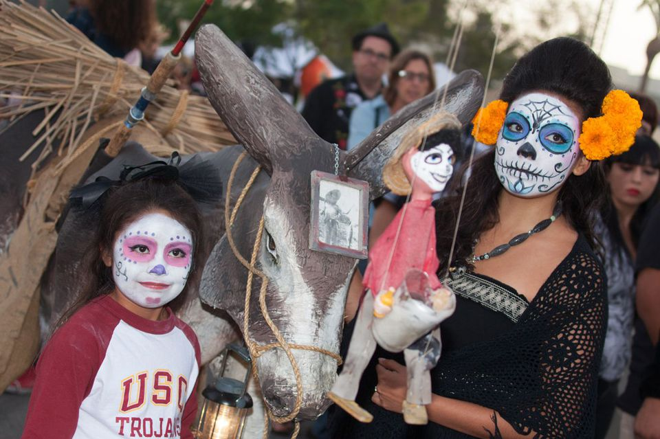 Day of the Dead Hollywood