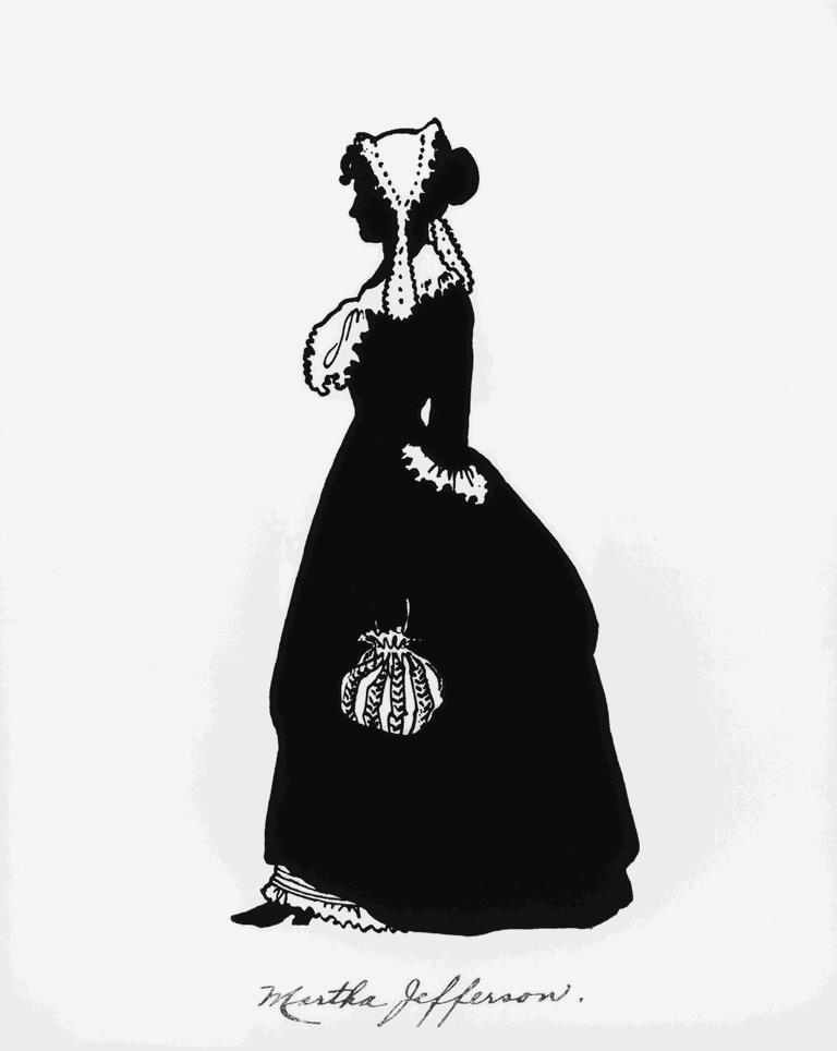 Martha Jefferson (1748-1782)