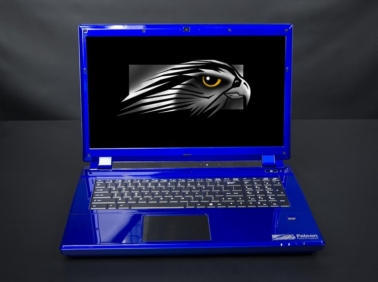 Falcon Northwest DRX 17-inch Gaming Laptop