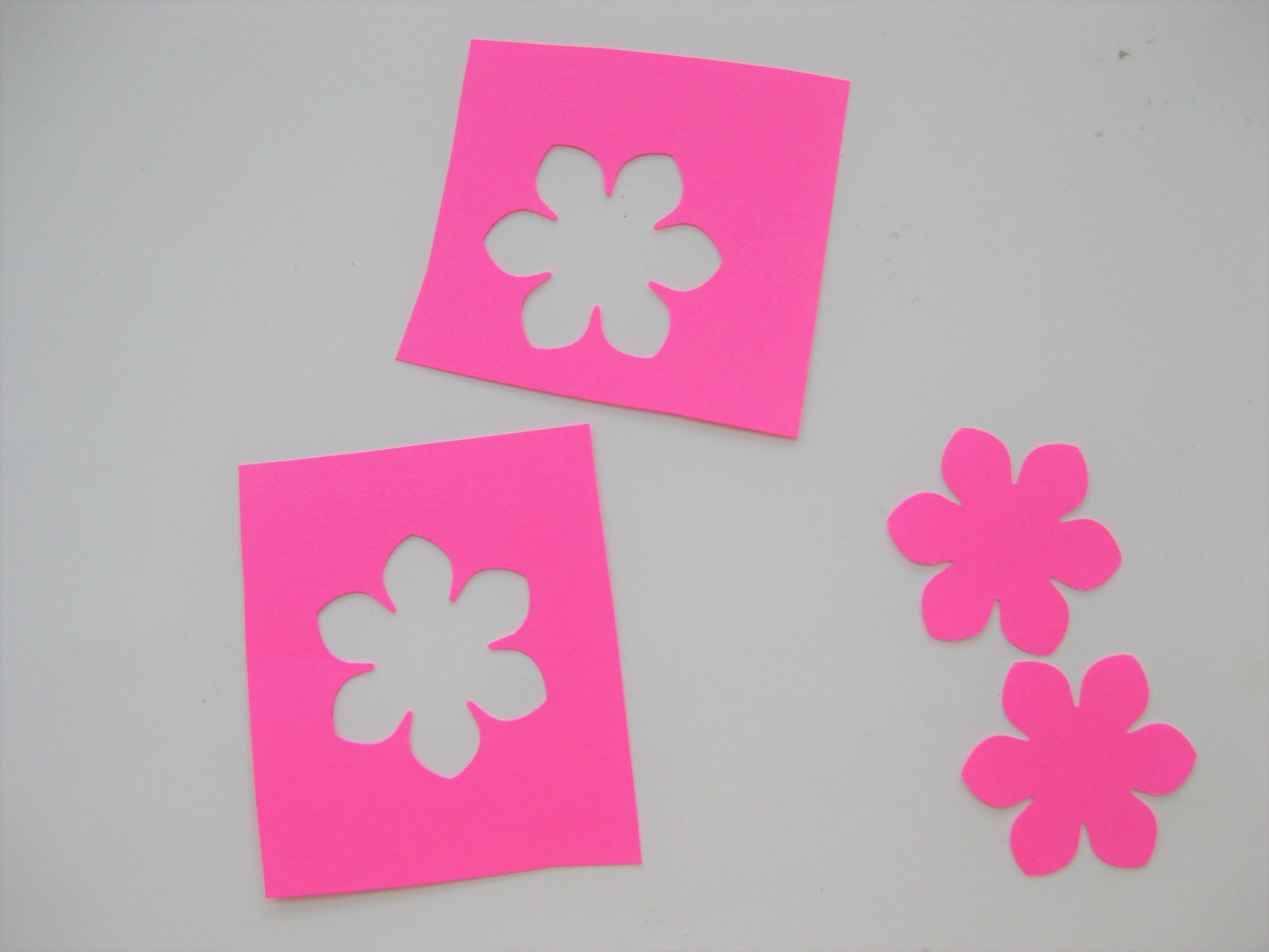 april showers painted umbrella craft for kids