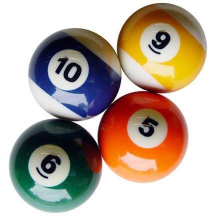 History of Pool, Billiard Ball Progression, John Wesley Hyatt, pocket billiards