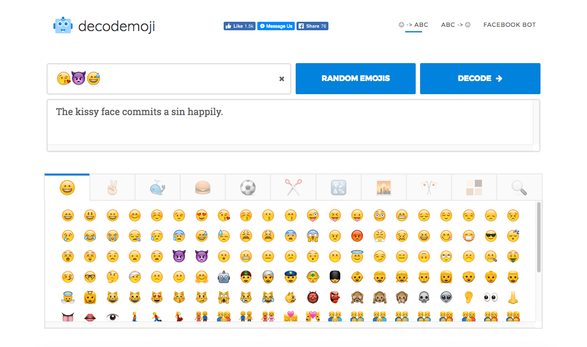 7 emoji translator websites and mobile apps biocorpaavc Image collections