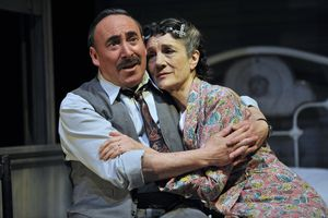 an analysis of the character linda loman in death of a salesman a play by arthur miller 09012014 death of a salesman: willy loman by  death of a salesman by arthur miller  linda - character analysis of death of a salesman by arthur miller.