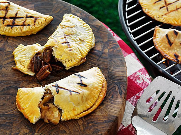 Grilled Pies