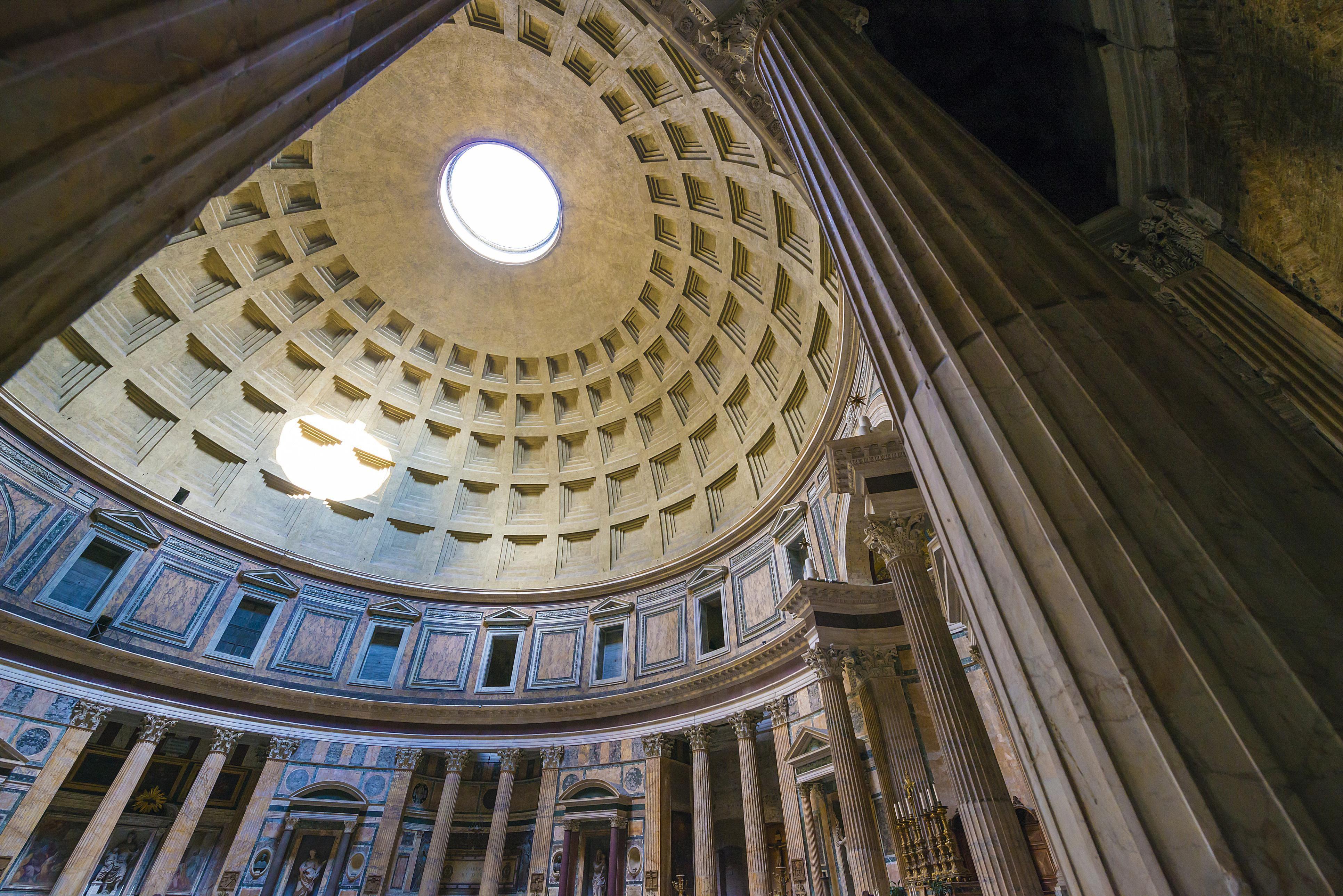 Roman Dome Architecture