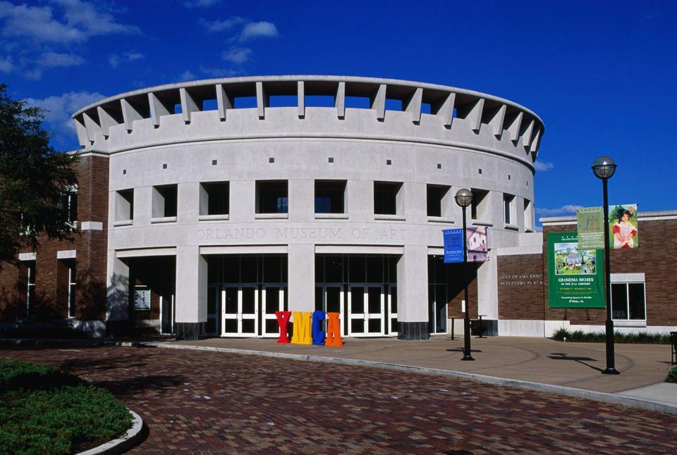 Orlando Museum of Art, Winter Park