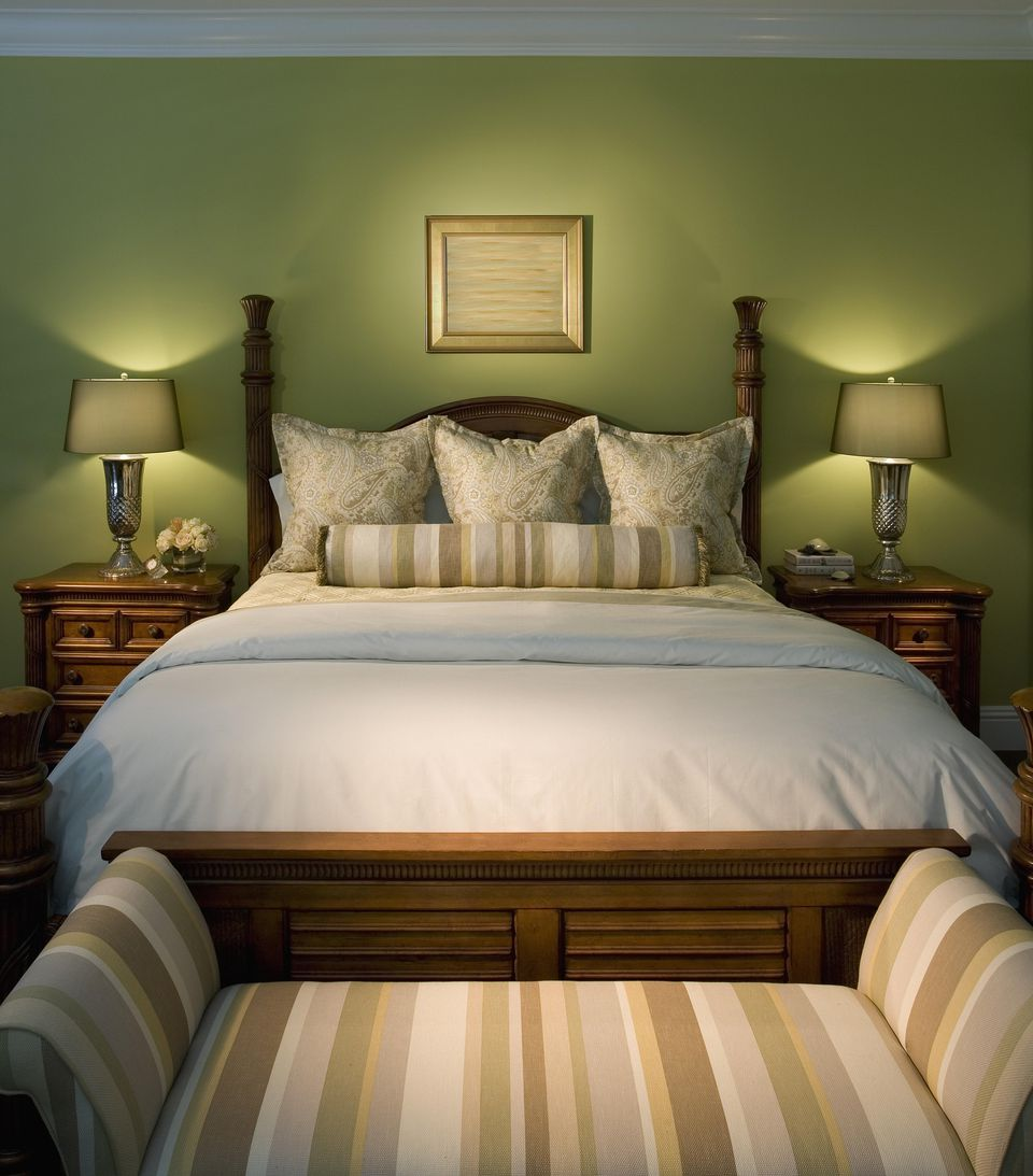 Traditional Bedroom Pictures: Popular Bedroom Decorating Styles