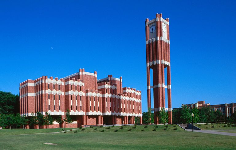 Bizzell Memorial Library, University of Oklahoma.