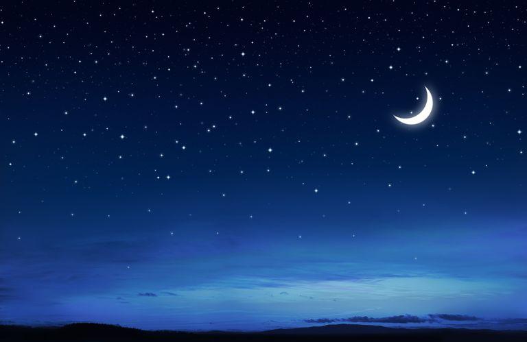 Starry Peaceful Night