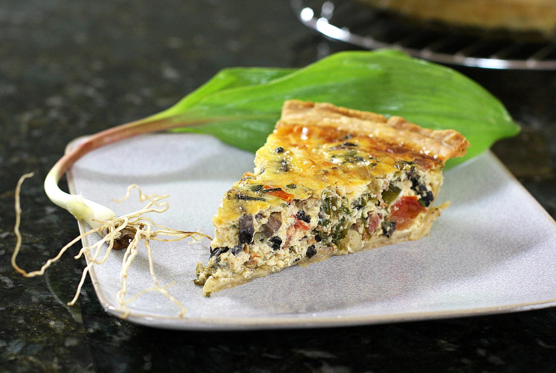 Ramps and Wild Leeks - Recipes and Facts