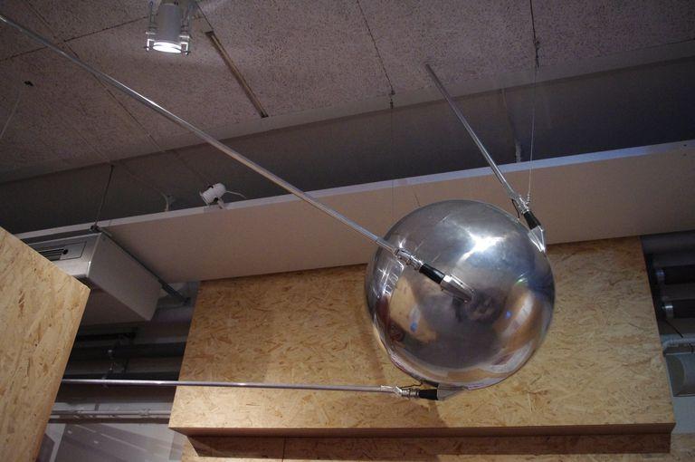 Sputnik Model