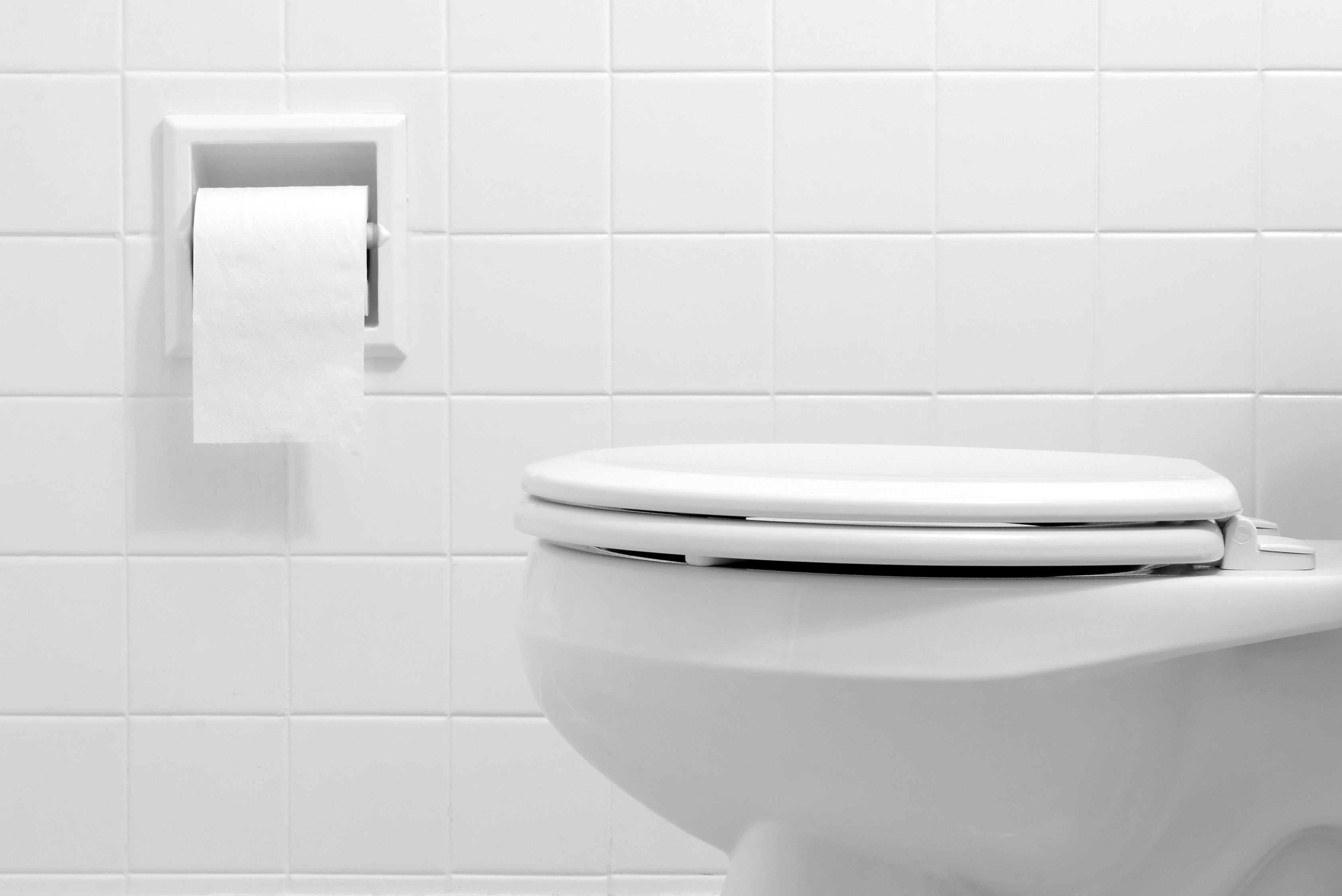 How to remove hard water stains in a toilet - Bathroom cleaner for hard water stains ...